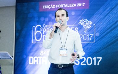 Prof. Nicolas Bueno palestra no 6º Congresso de Provedores de Internet RTI em Fortaleza